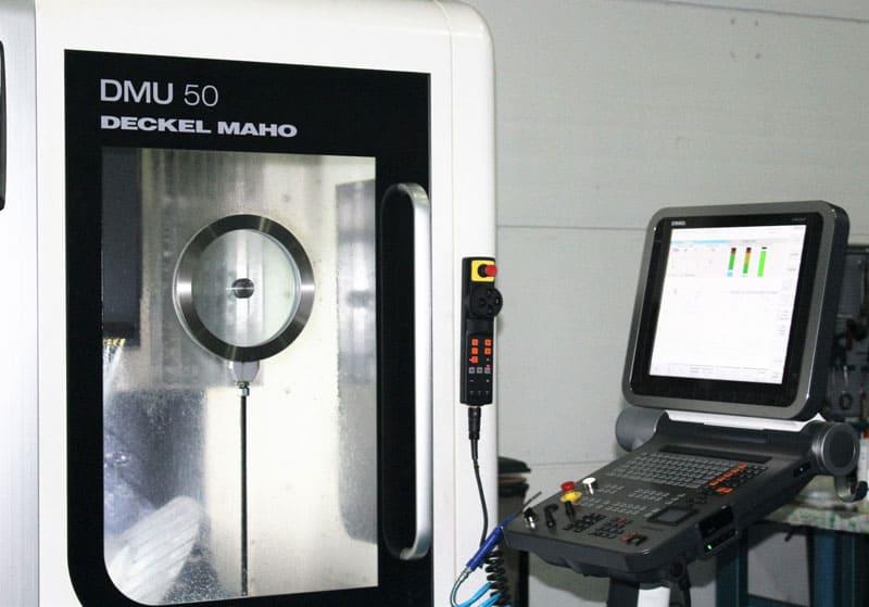 Ampliamos nuestro stock de máquinas con la DMU 50
