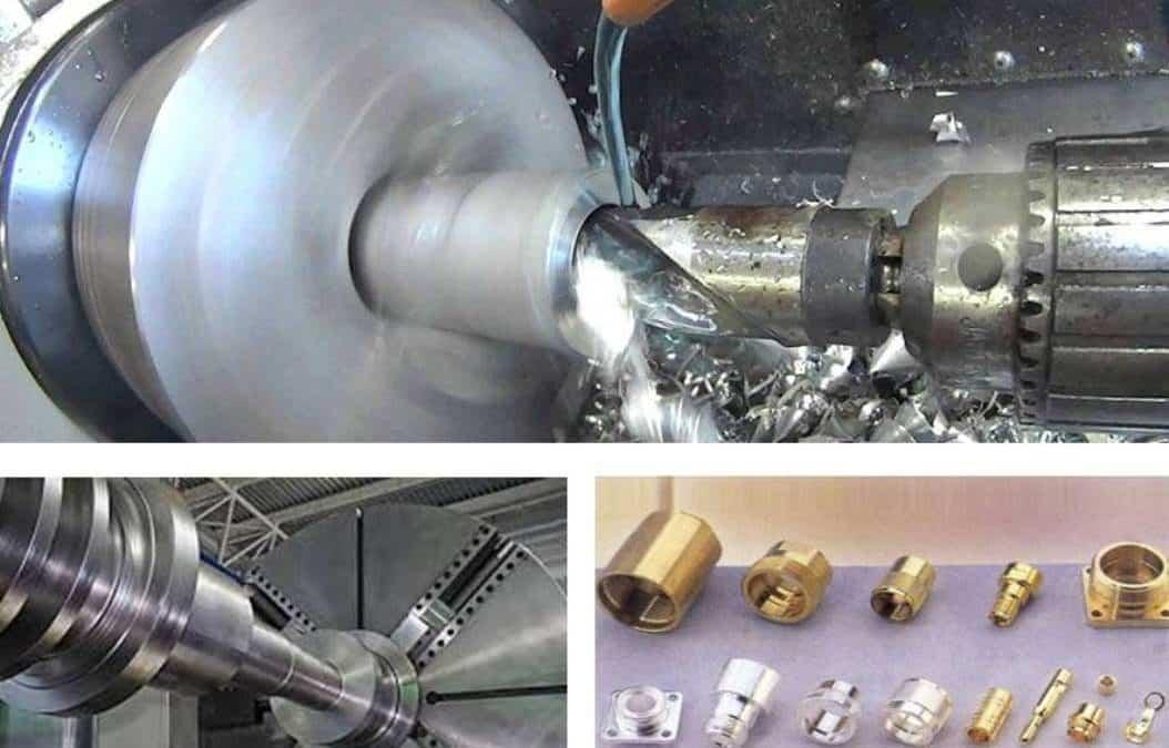 Mecanizado de piezas un proceso de gran precisión