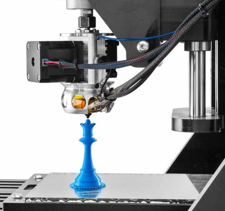 ¿Es el mecanizado CNC un aliado de la impresión 3D?