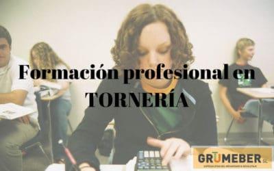 Formación profesional en tornería