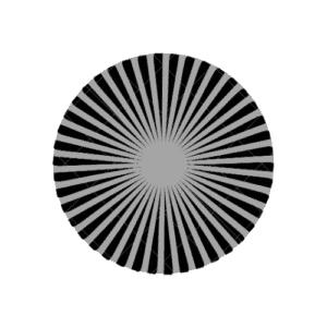 dirección-rugosidad-radial