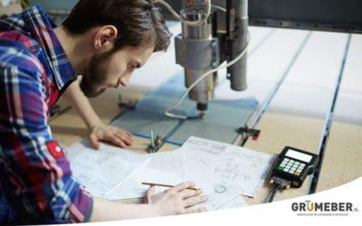 ¿Qué es la fabricación sustractiva y qué la diferencia de la aditiva?