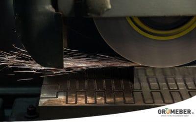Rectificado en el mecanizado de piezas: todo lo que debes saber
