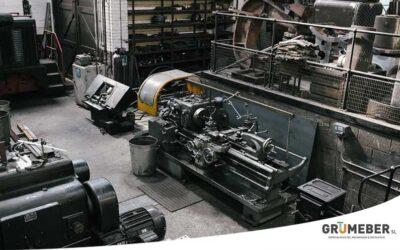 Tipos de torno para el mecanizado de piezas